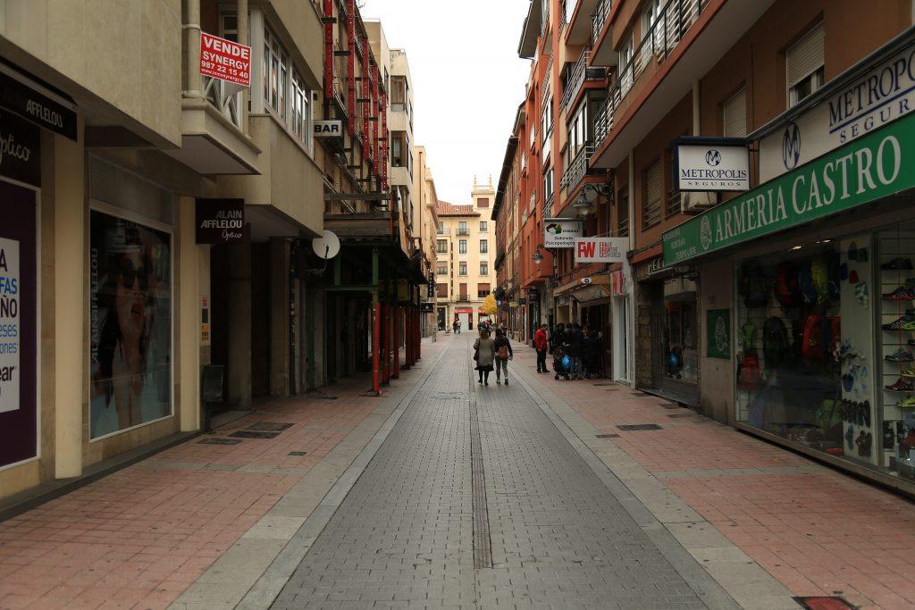 Calle Capitán Cortés