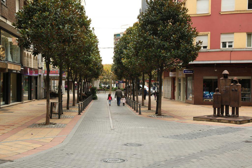 Calle Villa Benavente